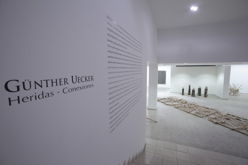 Uecker Expo in Havanna